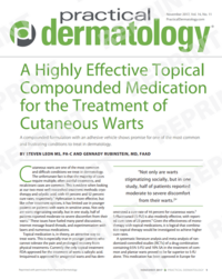 Practical Dermatology Newsletter